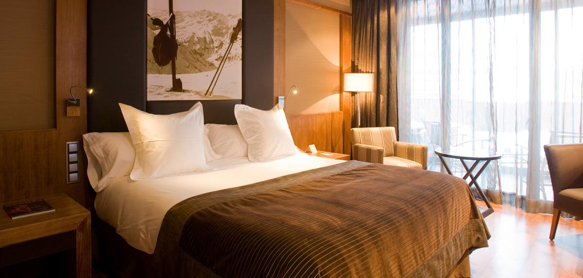 Hotel Baqueira Val de Neu